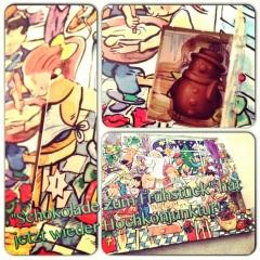 Mein Schoko-Adventskalender von Milka.