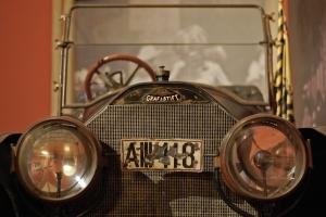 """Das """"Auto von Sarajevo"""" ist im Original im Heeresgeschichtlichen Museum in Wien zu betrachten."""