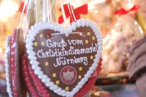 Nicht Christkindlmarkt, sondern fränkisch Christkindlesmarkt