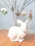 Wie ihr diese unzerbrechliche Osterdeko aus Papier basteln könnt, verrate ich euch in dem Link auf meinen Blog ISARSPARER.