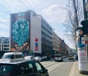 Graffiti Georg Elser