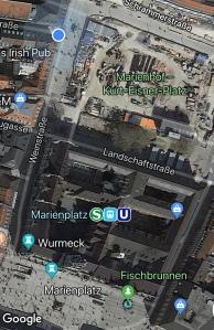 Marienhof Kurt-Eisner-Platz