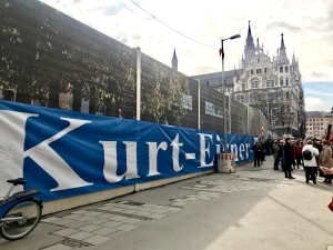 Kurt Eisner Platz München